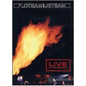 Flotsam & Jetsam. Live In Phoenix