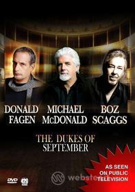 The Dukes of September. Live at Lincoln Center