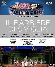 Rossini,Gioacchino - Il Barbiere Di Siviglia [Blu-Ray] (Blu-ray)