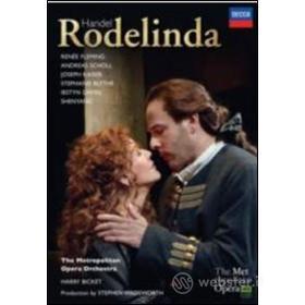 Georg Friedrich Händel. Rodelinda (Blu-ray)