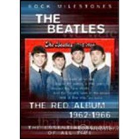 The Beatles. The Red Album 1962 - 1966. Rock Milestones