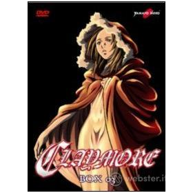 Claymore. Box 3 (2 Dvd)