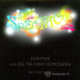 Mike Relm Spectacle - Everytime With Del The Funky Homosapien - The 2 Single Disc