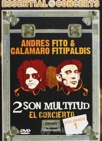 Fito & Calamaro - 2 Son Multitud Vol 1 Essential Concerts