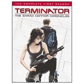 Terminator. The Sarah Connor Chronicles (3 Dvd)