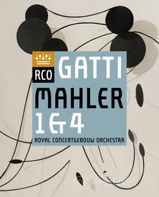 Royal Concertgebouw Orchestra & Daniele Gatti - Mahler: Symphonies Nos. 1 & 4 (Blu-ray)
