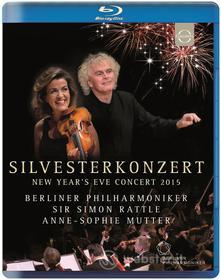 Silvesterkonzert. New Year's Eve Concert 2015 (Blu-ray)