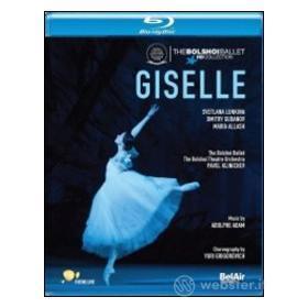 Adolphe Adam. Giselle (Blu-ray)