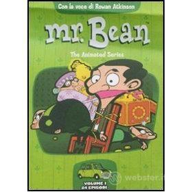 Mr. Bean. The Animated Series. Vol. 1 (3 Dvd)