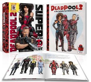 Deadpool 2 - Booklet Edition (2 Blu-Ray+Booklet Inglese) (Blu-ray)