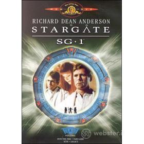 Stargate SG1. Stagione 3. Vol. 08