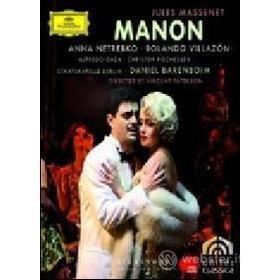 Jules Massenet. Manon (Blu-ray)
