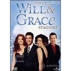 Will & Grace. Stagione 7 (4 Dvd)
