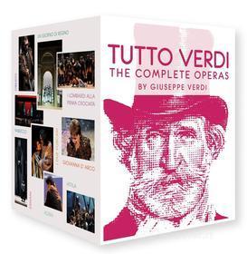 Giuseppe Verdi - Tutto Verdi Box (27 Blu-Ray) (27 Blu-ray)