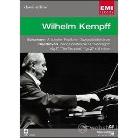Wilhelm Kempff. Classic Archive