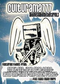 Awol One. Culturama777: Audiovisual Bombshelte