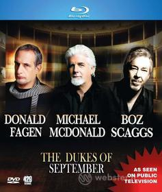 The Dukes of September. Live at Lincoln Center (Blu-ray)