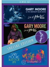 Gary Moore - Live At Montreux 1990 / Live At Montreux 2010