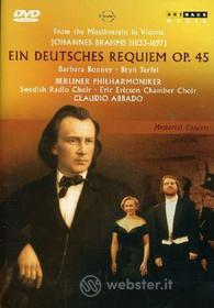Brahms - Ein Deutsches Requiem Op.45