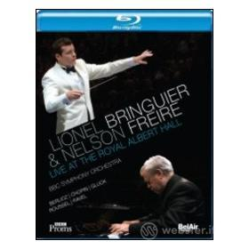 Lionel Bringuier & Nelson Freire. Live at the Royal Albert Hall (Blu-ray)