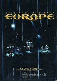 Europe. Live from the Dark (2 Dvd)