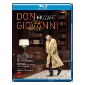 Wolfgang Amadeus Mozart. Don Giovanni, K527 (Blu-ray)