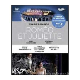 Charles Gounod. Romeo et Juliette (Blu-ray)