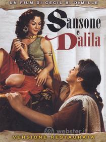 Sansone E Dalila (Restored Edition) (Blu-ray)