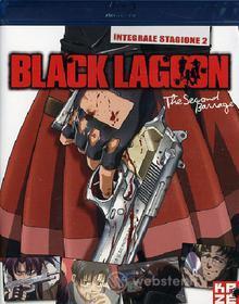 Black Lagoon. Stagione 2 (2 Blu-ray)