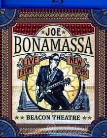 Joe Bonamassa - Beacon Theatre - Live From New York (Blu-ray)