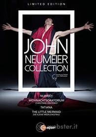John Neumeier Collection (4 Blu-Ray) (Blu-ray)