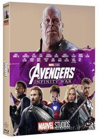 Avengers: Infinity War (10 Anniversario) (Blu-ray)