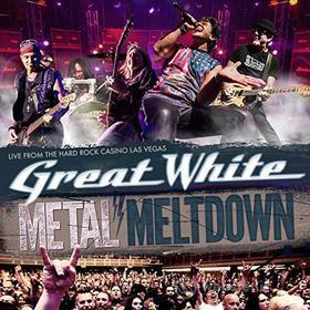 Great White - Metal Meltdown (Blu-Ray+Dvd+Cd) (3 Blu-ray)
