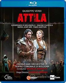 Giuseppe Verdi - Attila (Blu-ray)