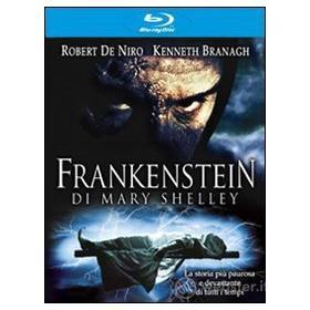 Frankenstein di Mary Shelley (Blu-ray)