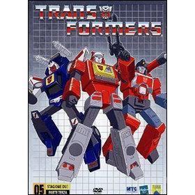 Transformers. Stagione 2. Vol. 3