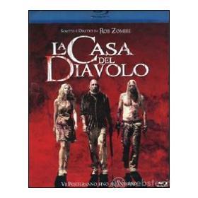 La casa del diavolo (Blu-ray)