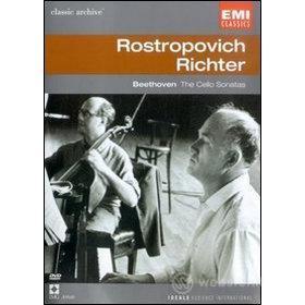 Mstislav Rostropovich, Sviatoslav Richter. Beethoven. The Cello Sonatas