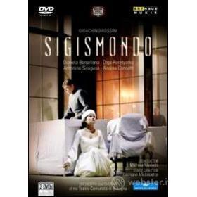 Gioacchino Rossini. Sigismondo (2 Dvd)