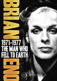 Brian Eno. The Man Who Fell To Earth. 1971-1977