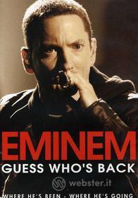 Eminem. Guess Who's Back