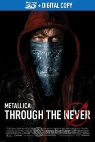 Metallica - Through The Never 3D (Blu-ray)