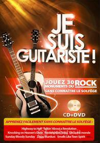 Guitarman - Je Suis Guitariste - Vol1 (+Cd) (2 Dvd)