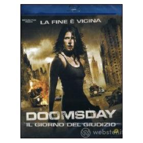 Doomsday. Il giorno del giudizio (Blu-ray)