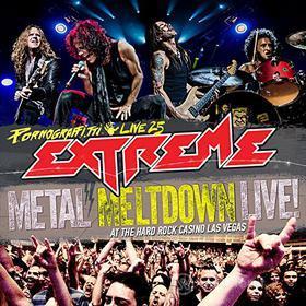 Extreme - Pornograffitti Live 25 / Metal Meltdown Live (Blu-Ray+2 Cd) (Blu-ray)