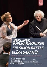 Berliner Philharmoniker In Baden-Baden (Blu-ray)