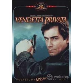 Agente 007. Vendetta privata