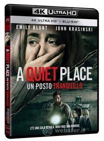 A Quiet Place - Un Posto Tranquillo (Blu-Ray+Blu-Ray Ultra HD 4K) (Blu-ray)