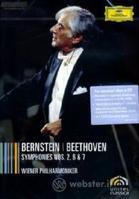 Leonard Bernstein. Beethoven: Symphonies 2, 6 & 7