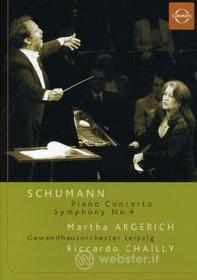 Robert Schumann. Piano Concerto in A minor - Symphony No. 4